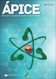 Publicado el número 3(1) de APICE. Revista de Educación Científica.